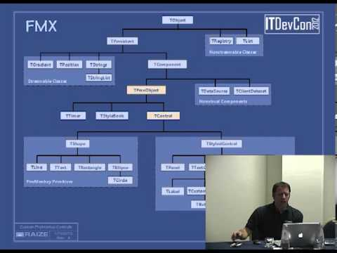FMX University | Learn Delphi, Object Pascal, and Firemonkey - Part 5